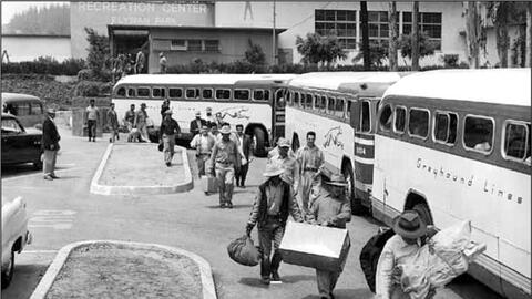 La política de deportaciones de Eisenhower fue duramente criticada por l...
