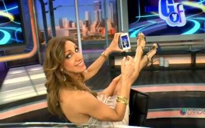 Zapatos 101 con Lili Estefan: El uso de las tendencias doradas