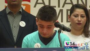 Con lágrimas en los ojos piden alto a las deportaciones
