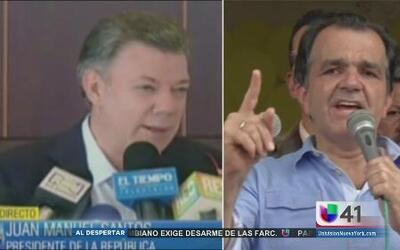 Segunda vuelta: debate entre candidatos