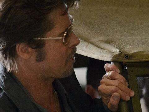Después de tantos meses de rumores sobre la boda entre Brad Pitt...