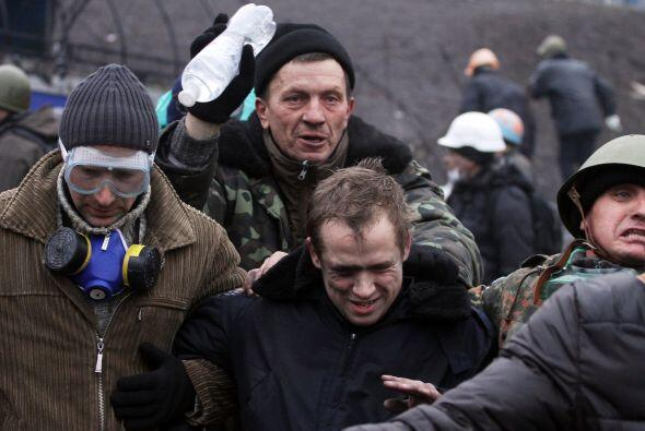 Los actuales niveles de violencia pueden haber llevado el conflicto de U...