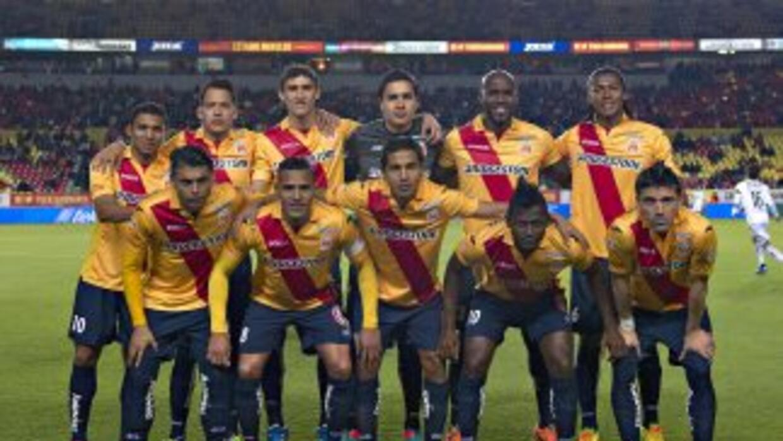 Morelia vuelve a una Copa Libertadores.