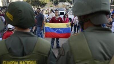 """La oposición acusó al gobierno de Maduro de """"secuestrar"""" al alcalde de S..."""