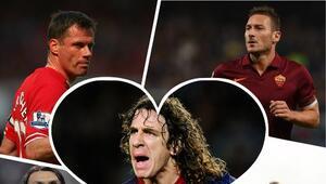 Este día de San Valentin el amor es el pretexto para recordar futbolista...