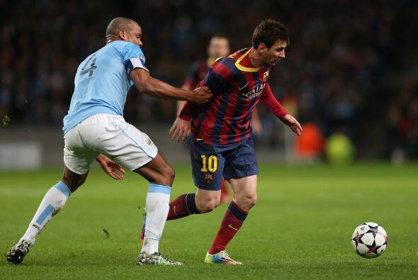 Messi tuvo destellos de su brillantez y resolvió el partido en un...