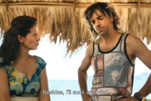 Con esta película Eugenio Derbez debutó como director de cine.