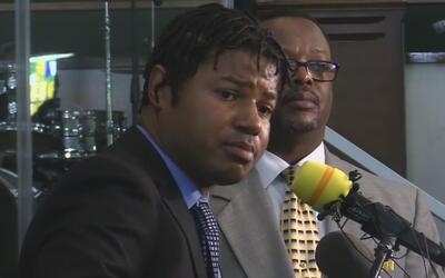 Habla el oficial de Fort Worth suspendido tras ser acusado de compartir...