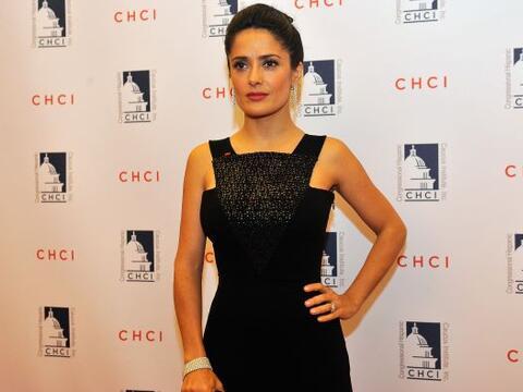Salma Hayek: Actriz mexicana de teatro, cine y televisión, adem&a...