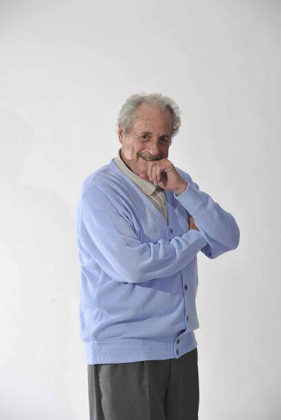 """Era el gran compañero del """"Don Julio"""" (Jorge Lavat) . Era su único aliad..."""
