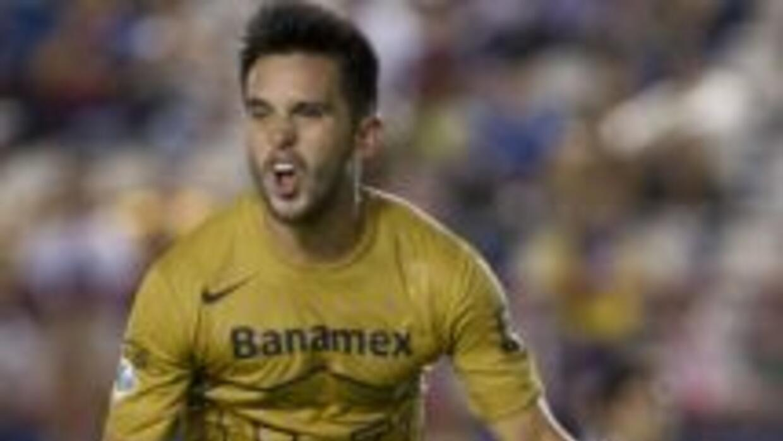 Luis Fernando Quintana, jugador de Pumas.