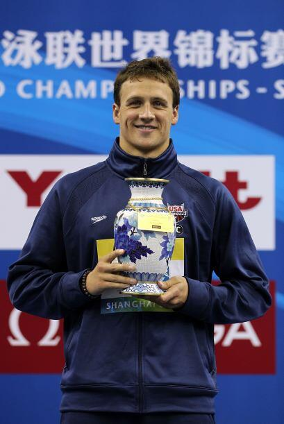 En estos Mundiales, Lochte se ha convertido en la estrella de la nataci&...