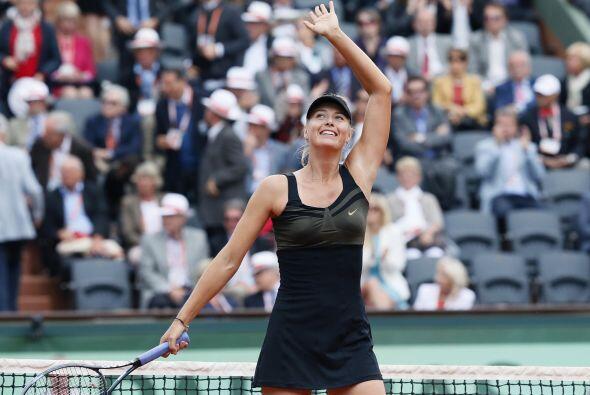 Derrotada Victoria Azarenka en octavos de final, Sharapova tendrá...