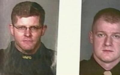 Dos policías muertos a tiros en un centro comercial de Las Vegas