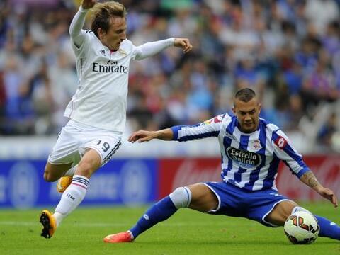 El Madrid se presentaba en la cancha de Riazor con la necesidad de conse...