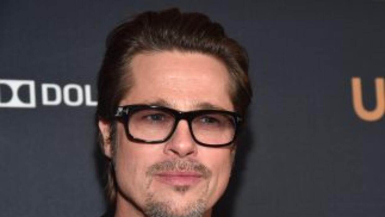 Un tribunal de Los Ángeles desestimó la candidatura de Brad Pitt para pa...