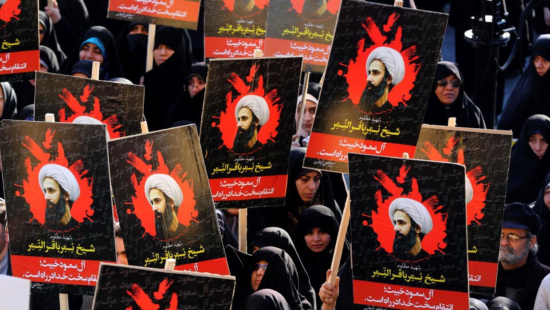 Protestas en Irán
