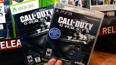 Call of Duty: Ghosts estará disponible en el futuro para las consolas de...