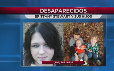 Autoridades amplían a tres estados la búsqueda de una familia de Georgia