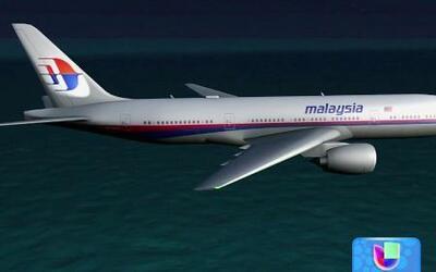 El gobierno malasio confirma datos satelitales de la pérdida del Vuelo 370