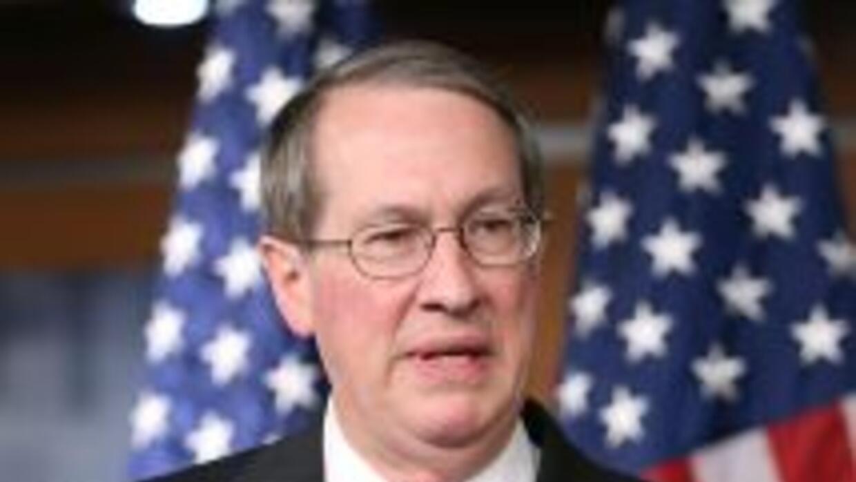 El congresista republicano de Virginia, Bob Goodlatte, presidente del Co...