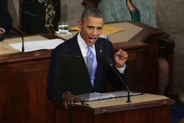 """De igual forma urgió al Congreso a aprobar la reforma migratoria """"este a..."""