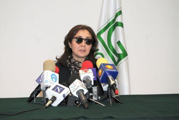 Su hija, Karina Arvizu, fue la encargada de informar a la prensa. Mira a...