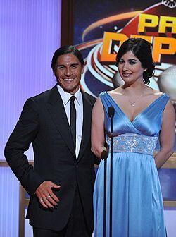 Paco Palencia fue invitado de último momento a los Premios y comp...