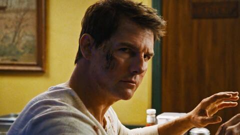 Tom Cruise vuelve a ser 'Jack Reacher'