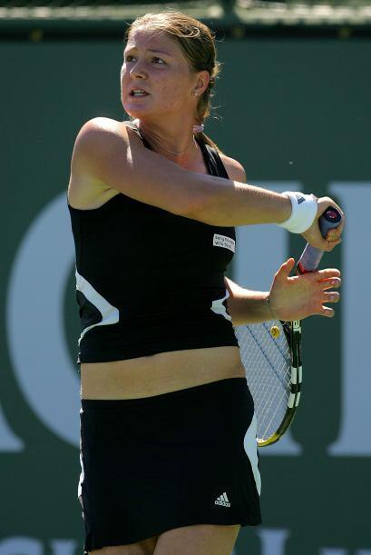 Ese mismo año llegó nuevamente a la final del Roland Garros, pero sucumb...