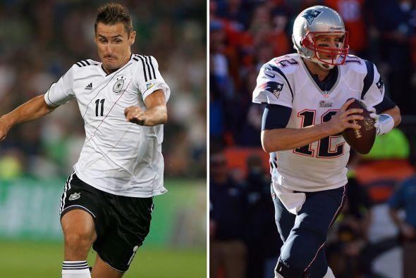 Alemania-New England Patriots El 'Deutscher Fußball-Bund' y los Patriots...
