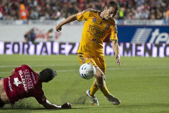 Marco Ruben, el delantero sudamericano casi no ha tenido actividad con l...