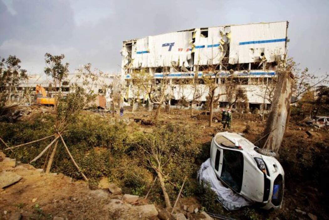 Algunos hospitales próximos, como el del distrito de Huangdao, están sat...
