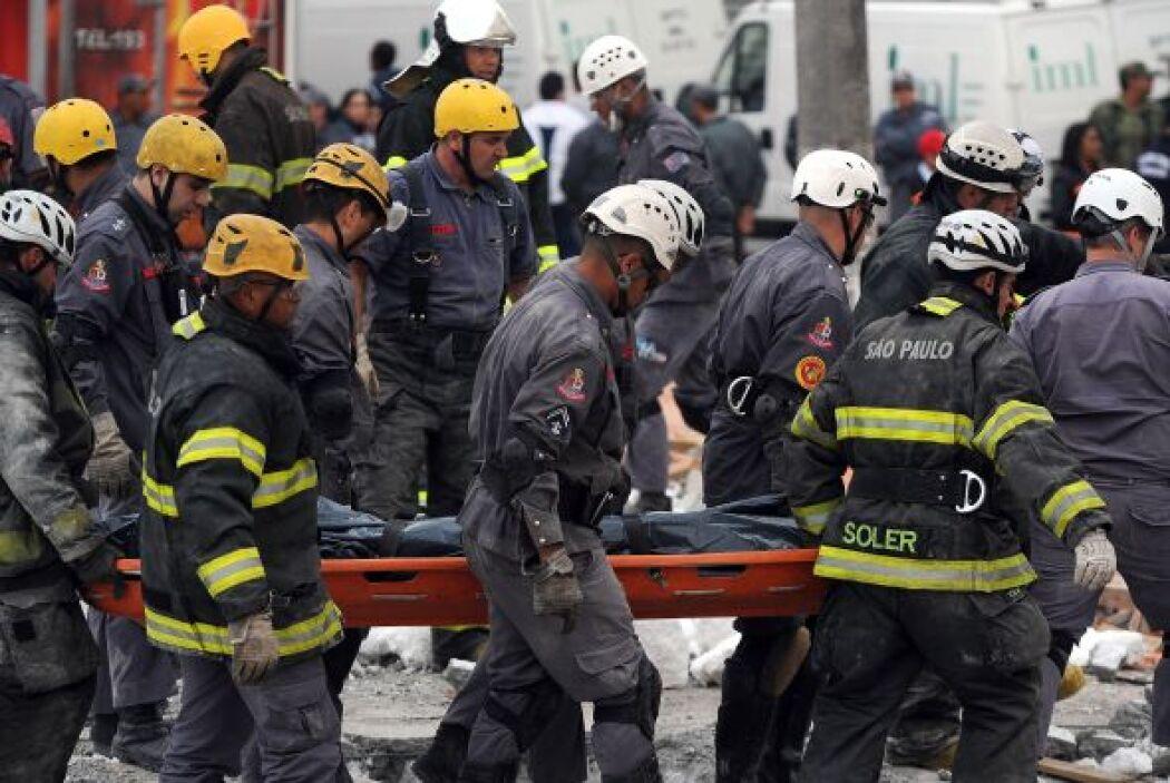 Según el medio, inicialmente se reportó de la muerte de seis personas.