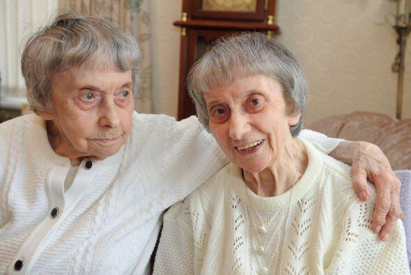 Finalmente después de 96 largos años decidieron intentar vivir separadas...