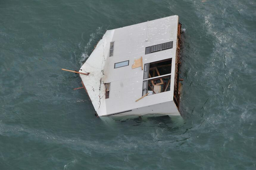 Tsunami en Japón