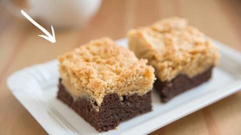 Brookie: el híbrido entre una galleta y un brownie