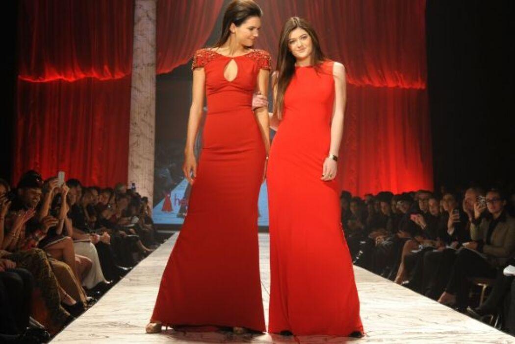 Las hermanas Jenner van a pasos agigantados en el mundo de la moda, sin...