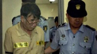 Lee Joon-seok recibió la semana pasada 36 años de prisión por el hundimi...