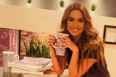 Galilea Montijo comparte Tips de Moda