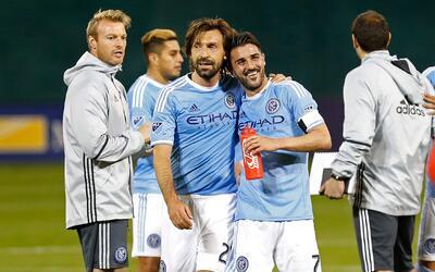 Pirlo y Villa seguirán siendo los líderes de NYCFC el a&nt...