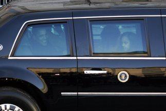 La 'Bestia', la limusina Cadillac de Obama