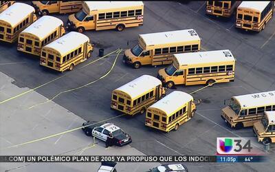 Avanza medida para prevenir muertes de niños en autobuses escolares por...