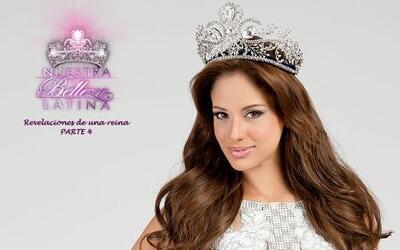 """Revelaciones De Una Reina 4: Aleyda Ortiz nunca fue una """"reinita"""""""