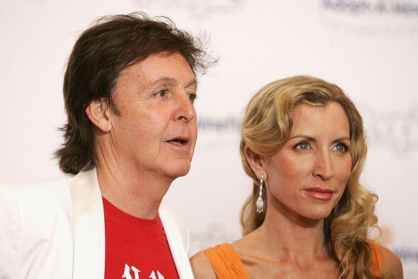 La pareja se divorció el 16 de marzo del 2008.