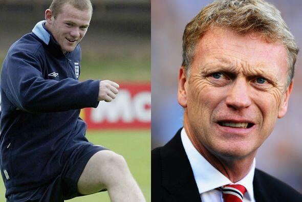 En el libro Rooney acusaba a Moyes  de filtrar  un problema con prostitu...