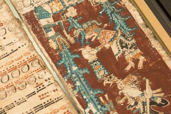 Los mayas fueron los primeros en introducir el número cero, que se usaba...