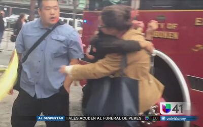 Decenas continúan recibiendo atención médica en Nueva Jersey