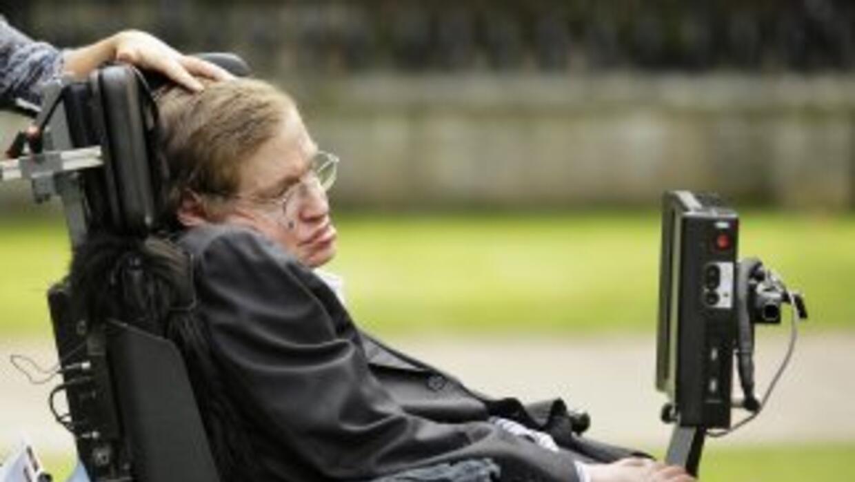 En la actualidad el paciente más famoso de Esclerosis Lateral Amiotrófic...