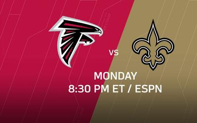 Las claves del choque entre Falcons y Saints